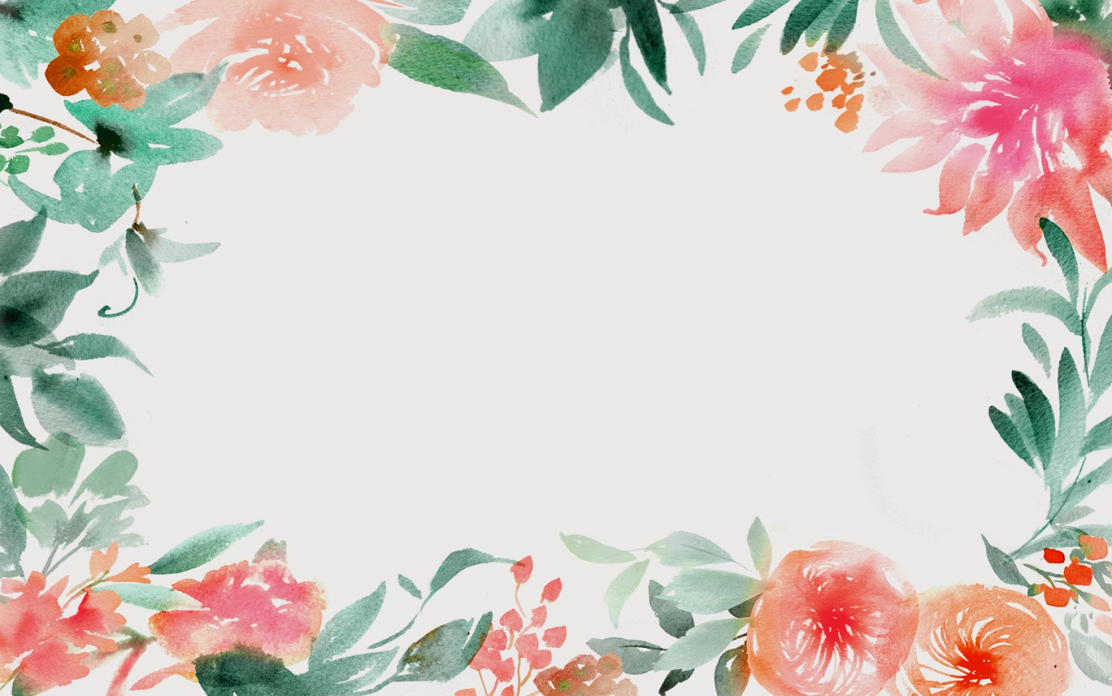 Ombre Watercolor Desktop Wallpaper Watercolour Background