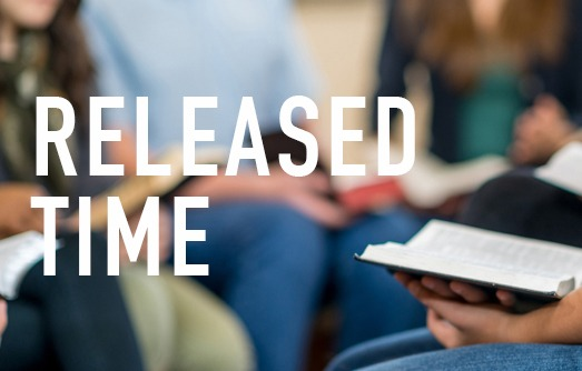 Released Time Bible Class – March